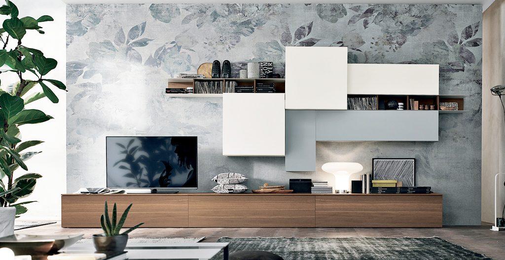 Vivere la casa: moderno con stile